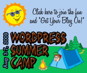 WordPress Summer Camp 2009